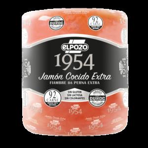 CARNICERIA A DOMICILIO JAMON COCIDO EXTRA CRUCE DUROC - 12996