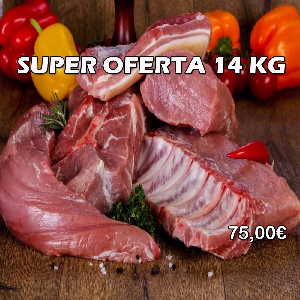 SUPER OFERTA 14KG